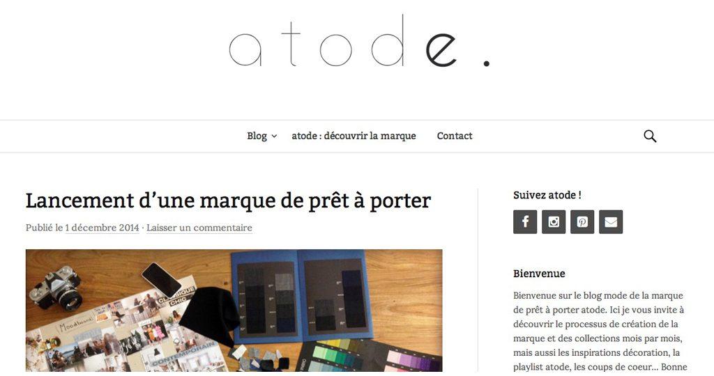 blogmodeatode