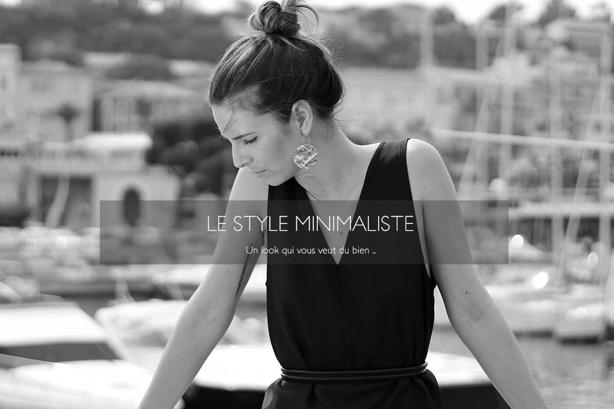 Le style minimaliste guide conseils et looks adopter for Le style minimaliste