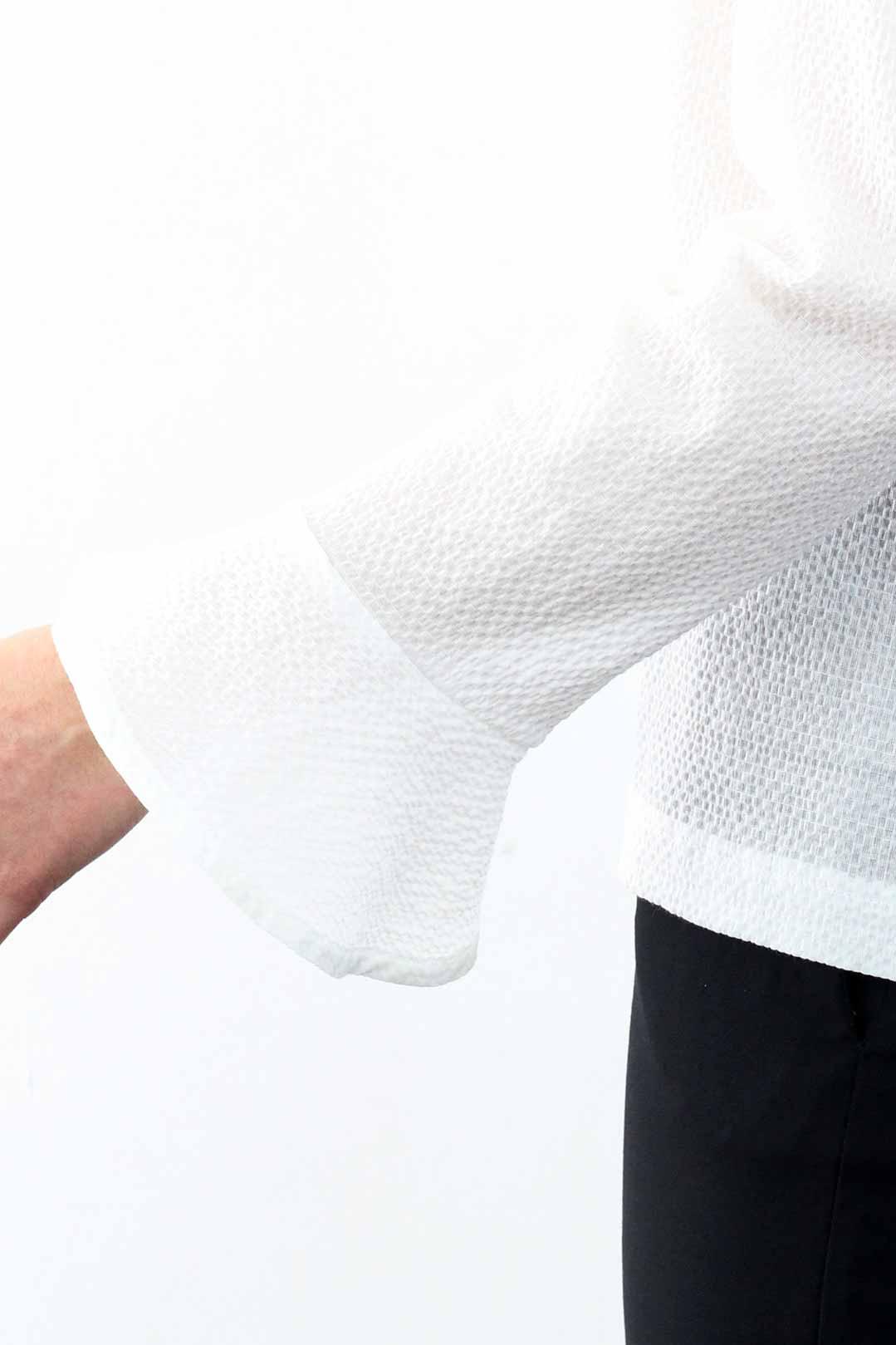 Top en coton blanc