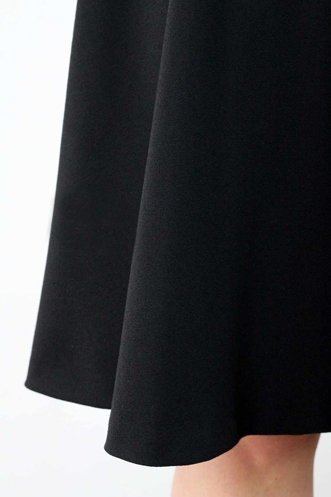 jupe midi noire