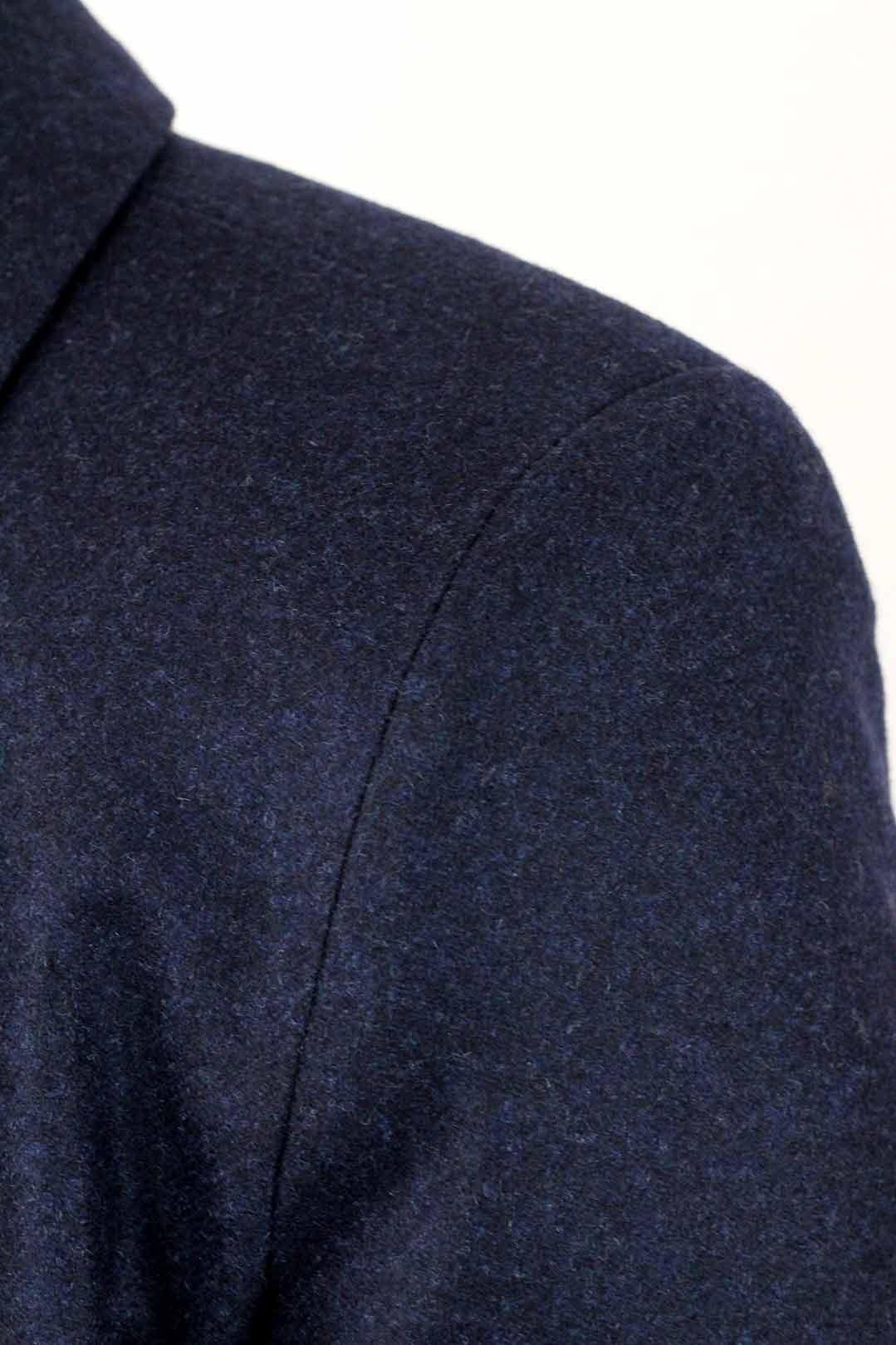 veste tailleur bleu marine femme