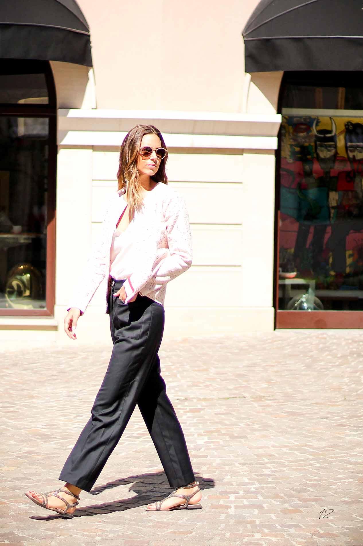 veste couture femme