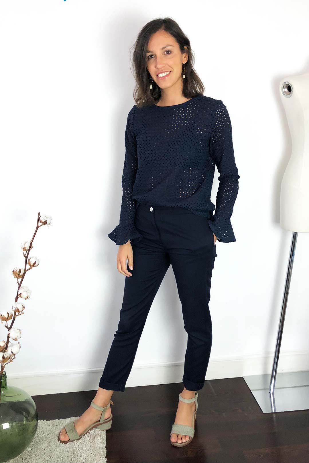 comment assortir les couleurs de mon vestiaire minimaliste. Black Bedroom Furniture Sets. Home Design Ideas