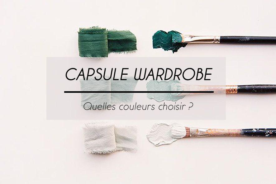 Comment assortir les couleurs de mon vestiaire minimaliste - Assortir les couleurs vetements ...
