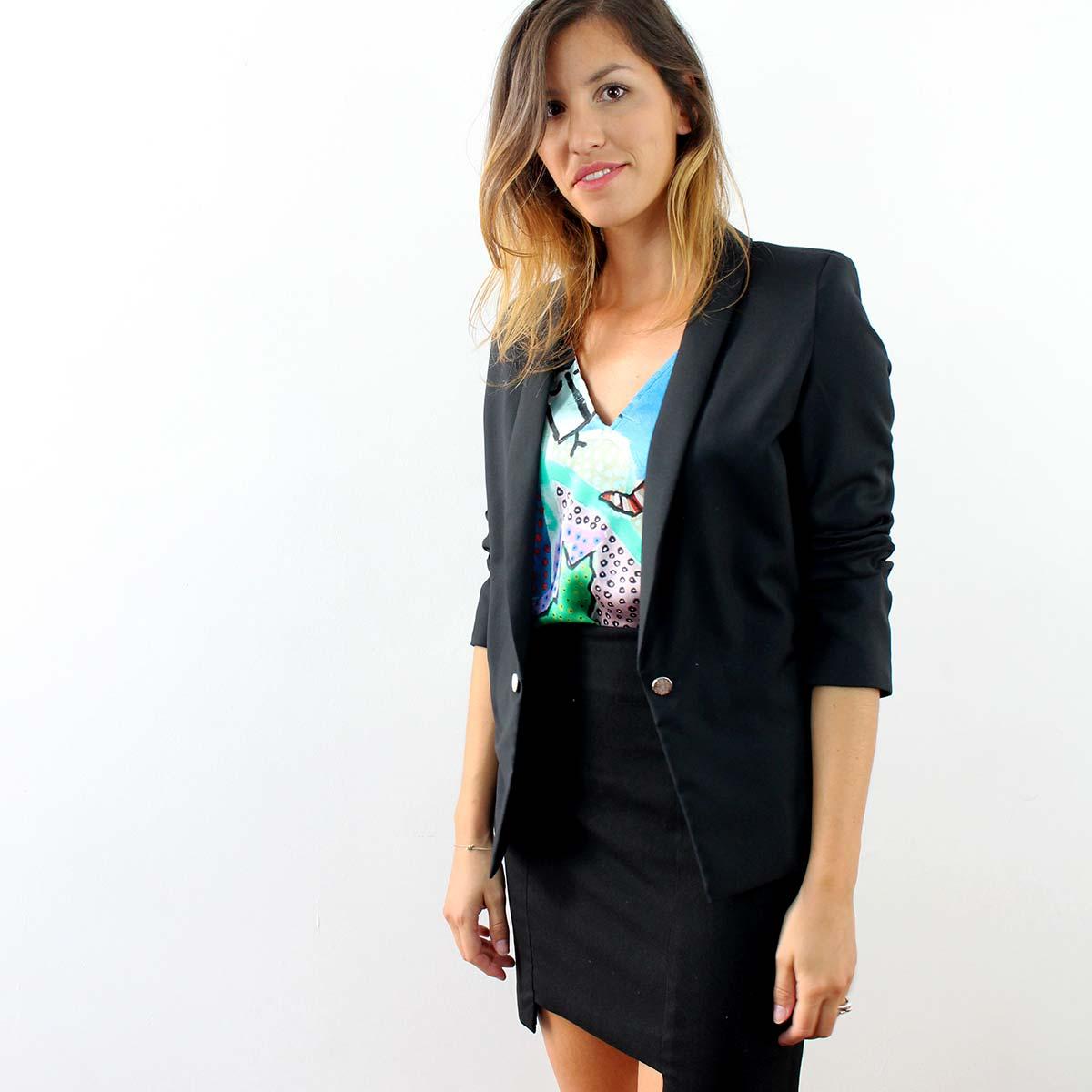 Atode id es et inspirations de looks chic pour les - Look bureau femme ...
