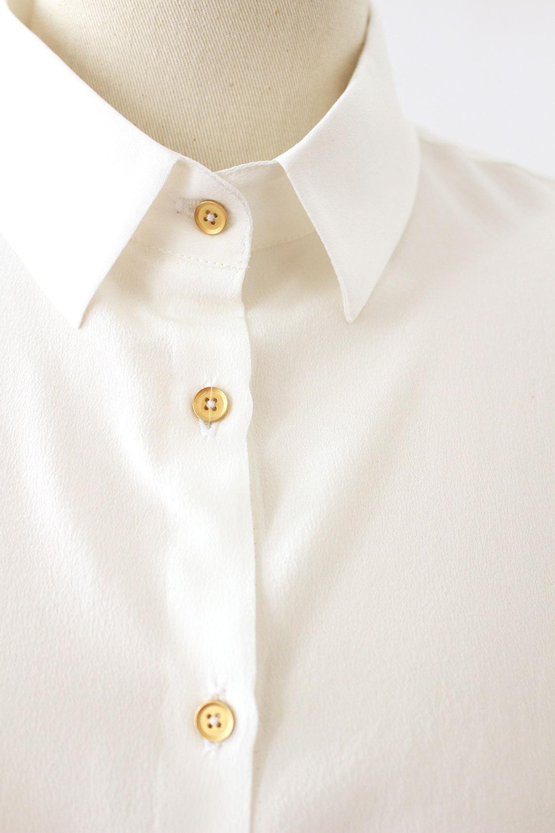 chemise-en-soie-lavée