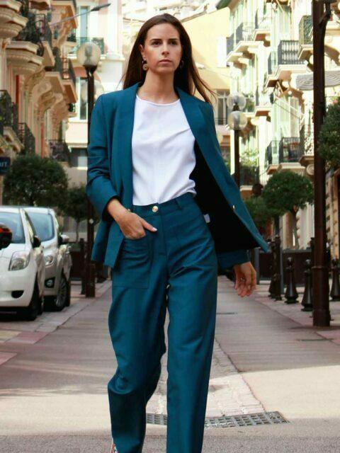 tailleur-pantalon