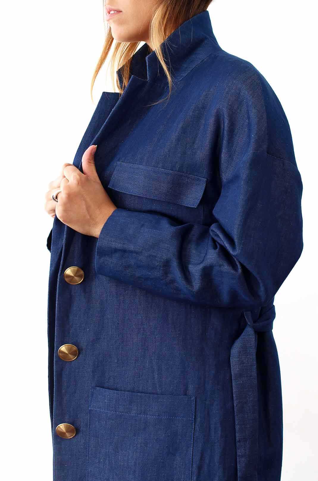trench fluide femme 5