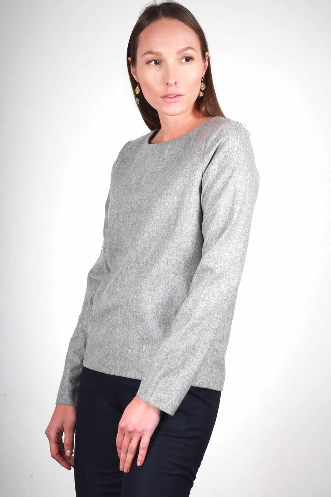 TOPS Archives ~ Atode - Vetement femme chic, classe et éco-responsable Made  in France 4a3f50d9ac0d