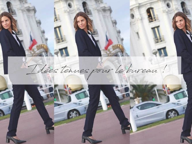 Look business femme. elegant si te llega justo arriba de la rodilla