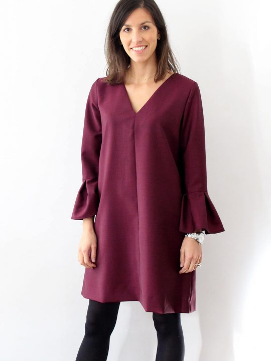 5b27f4bb12df Robe Made in France pour femmes