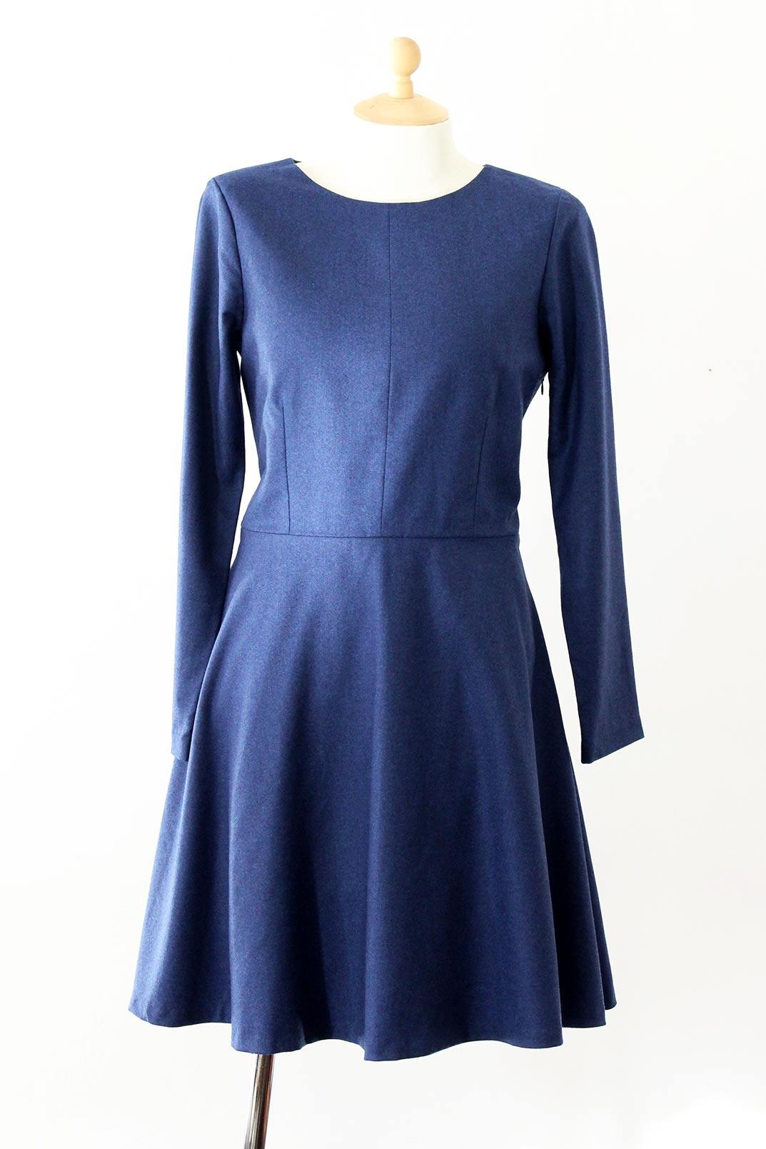 robe-alexandra-bleue