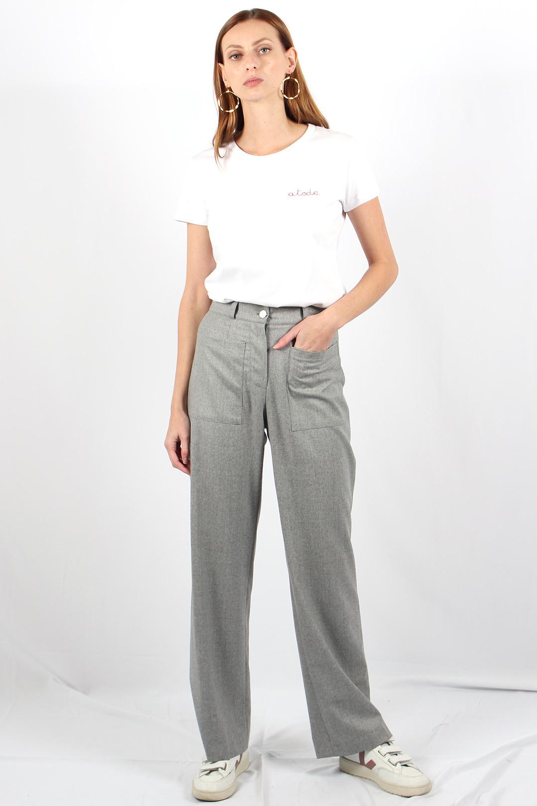 tshirt femme en coton made in france2