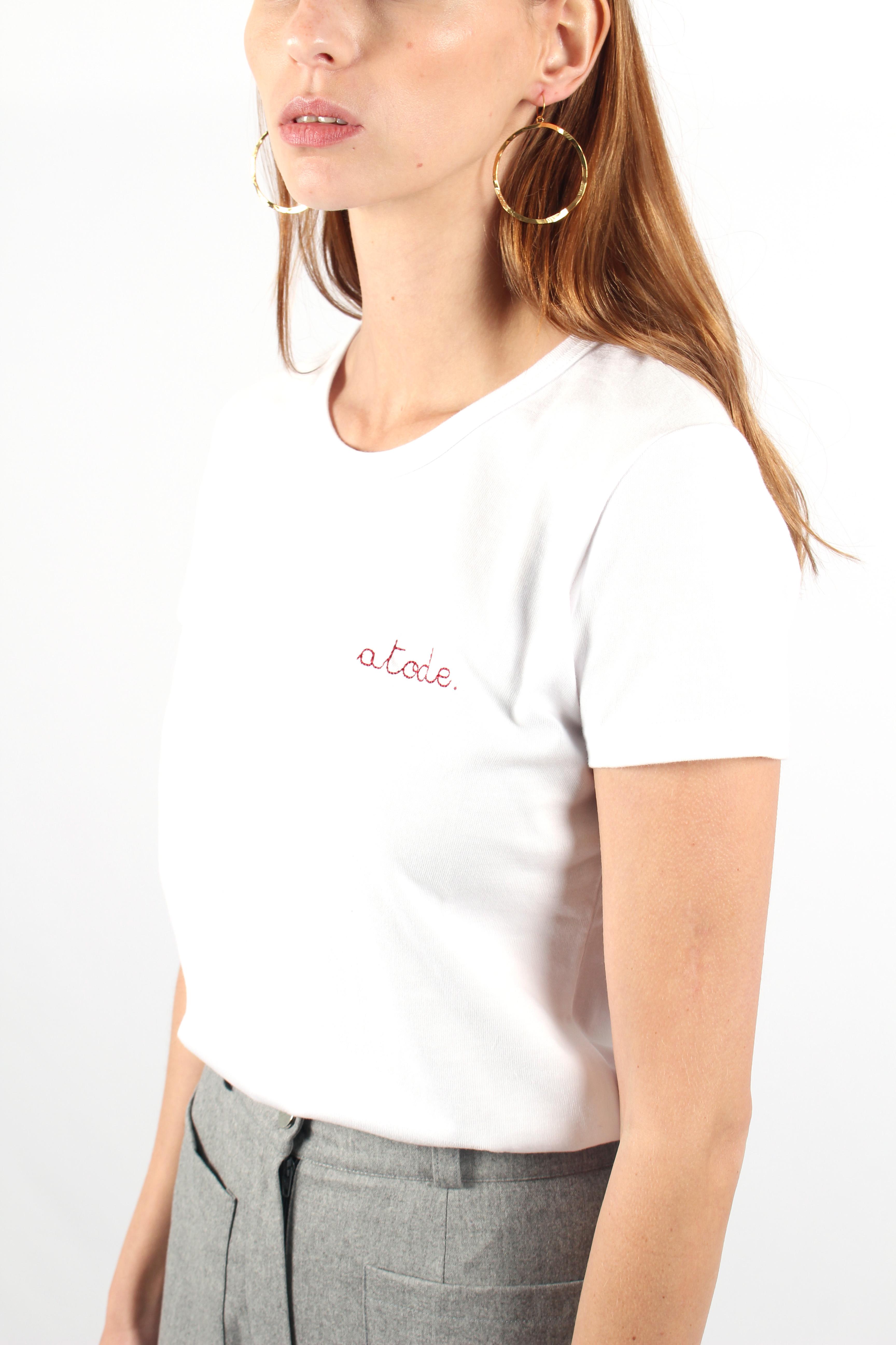 tshirt femme en coton made in france4
