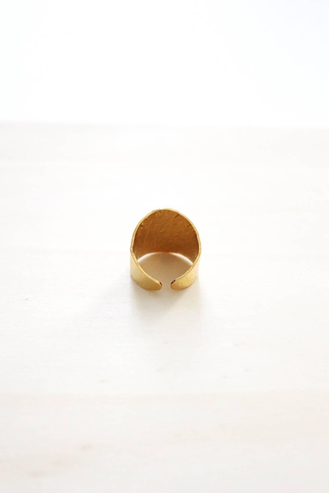 bague-martelé-plaqué-or-3