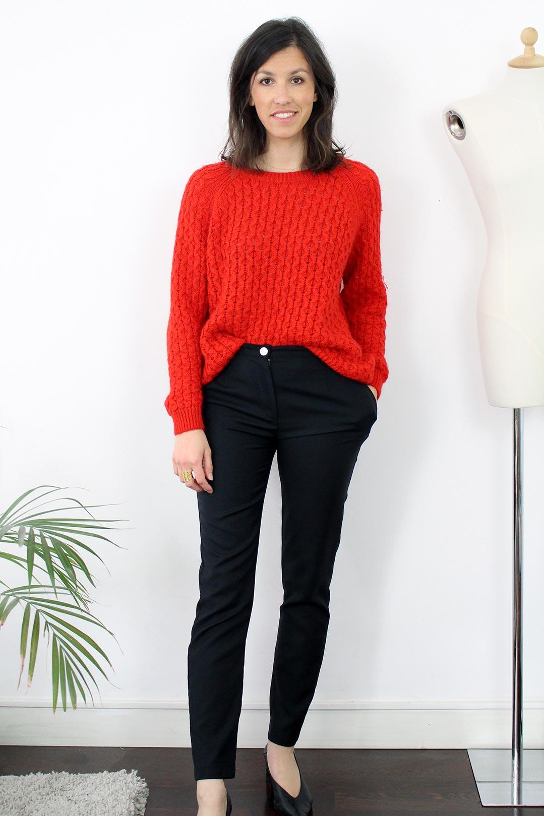ec1f0cea08 Le Style Casual Chic Femme - Règle et de base et idées de looks ATODE