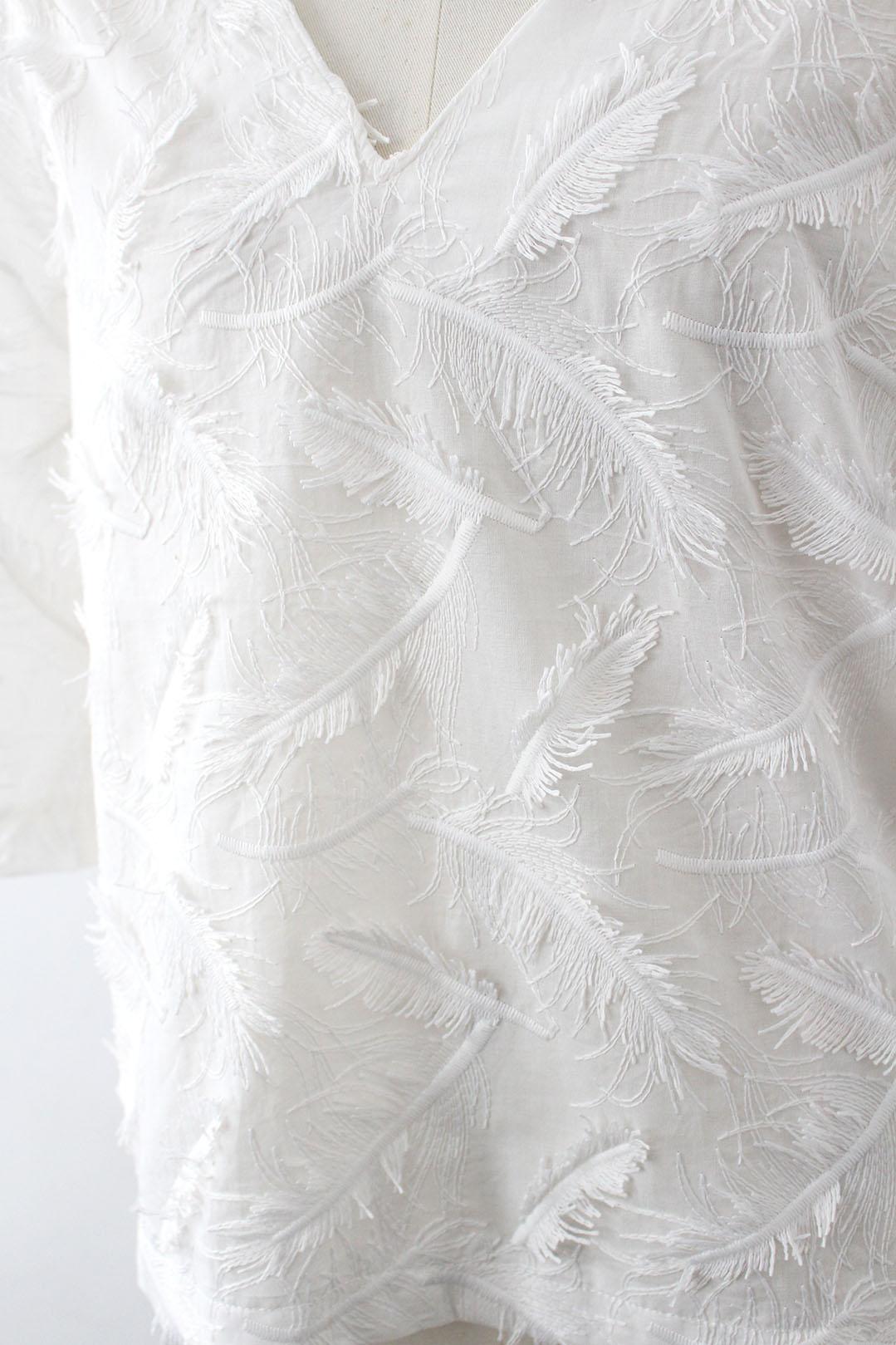 top coton blanc 3