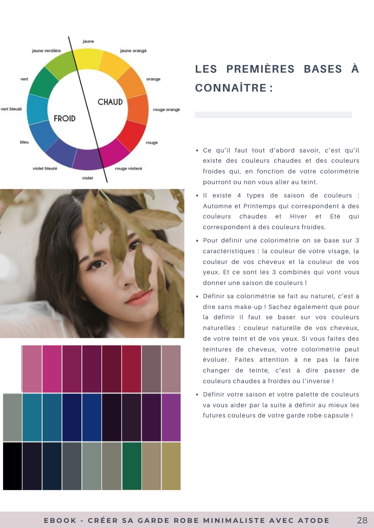 Livre digital les couleurs