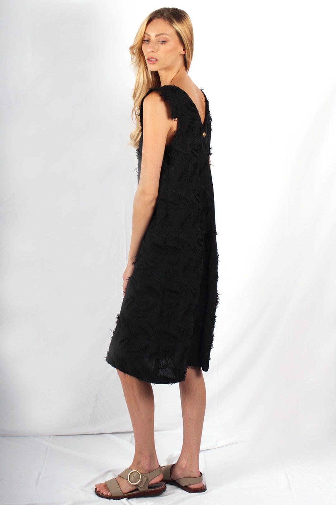 robe longue coton plume6