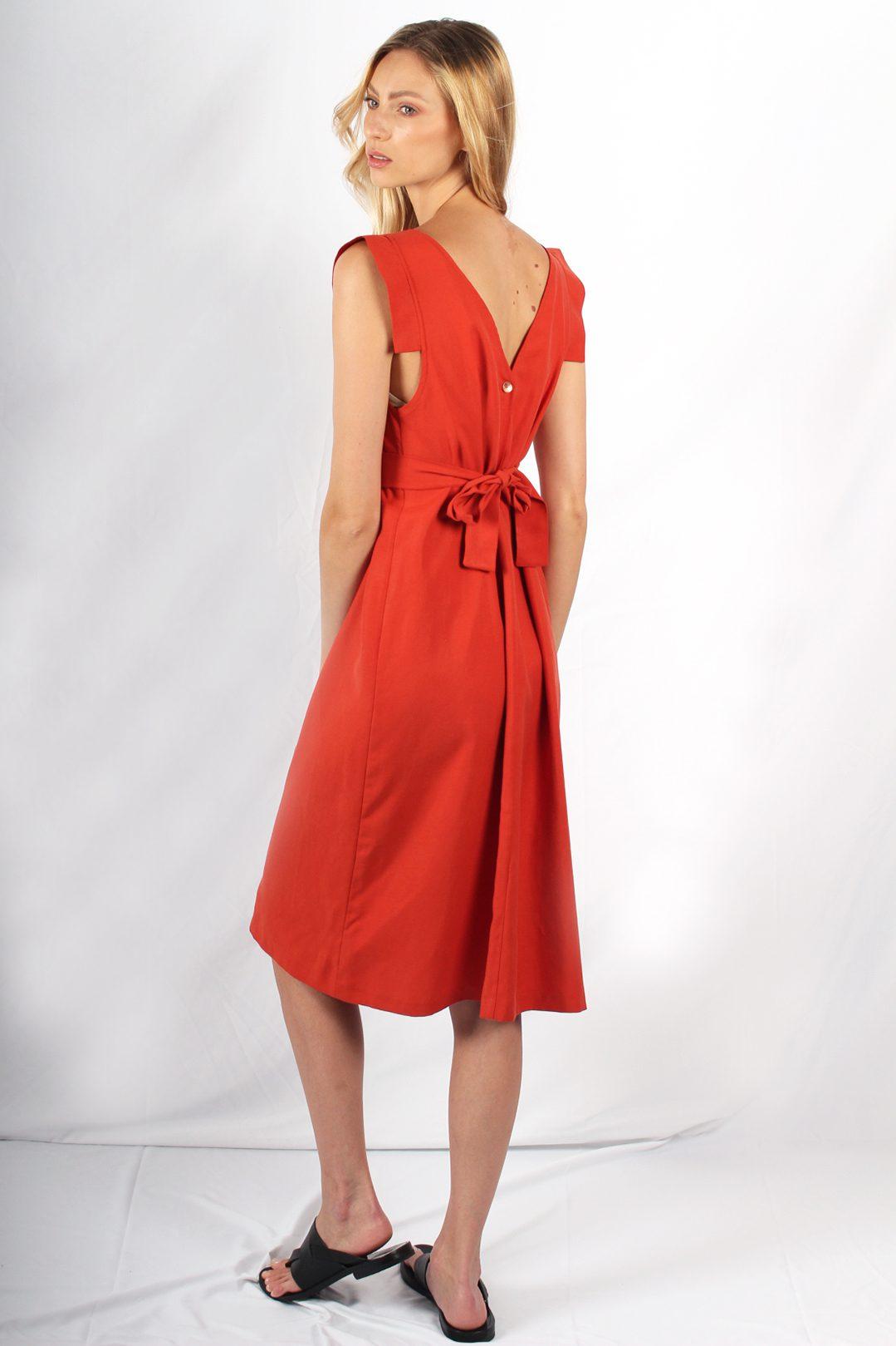 robe rouille