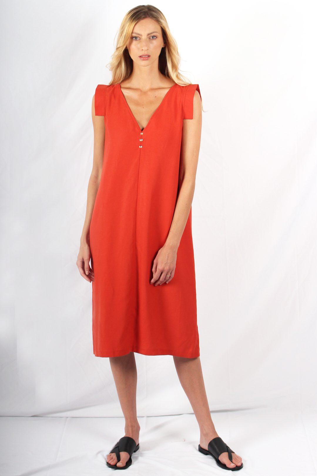 robe rouille 6